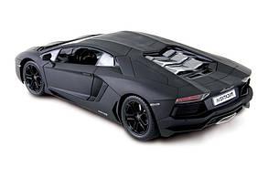 Машинка р/у 1:14 Meizhi лиценз. Lamborghini LP700 (черный), фото 2