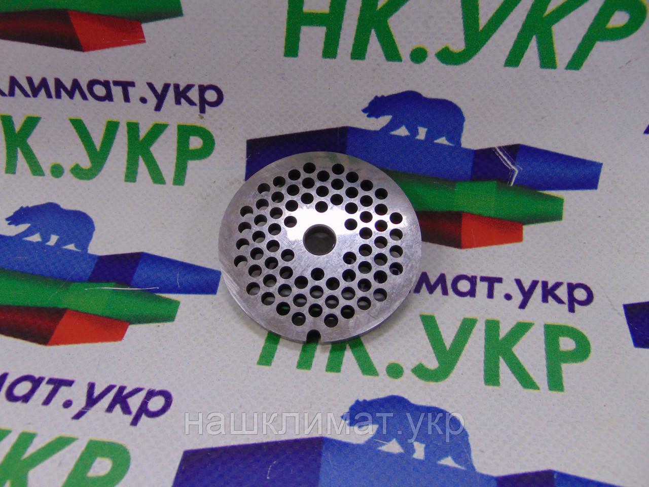 Решетка (сито) 4mm для мясорубки Zelmer NR8 86.3161 10003880 , фото 1