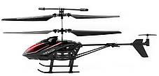 Вертолёт 3-к микро и/к Vitality H40 (черный), фото 3