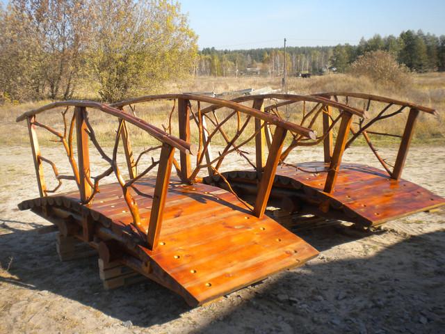 Колодцы, мостики, качели