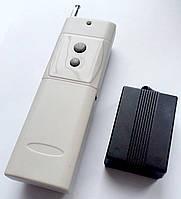 Одноканальный дистанционный выключатель, 12В 10А, с пультом управления до 300м.