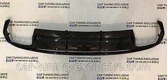 BRABUS rear diffusor for Mercedes S-class coupe / cabriolet C217