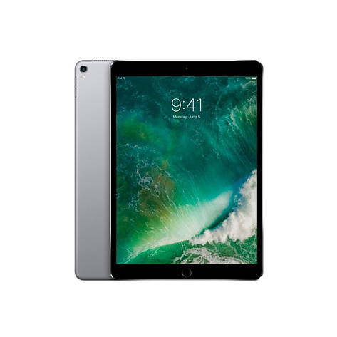 Apple iPad Pro 10.5 256Gb Wi-Fi Space Gray (MPDY2RK) 2017, фото 2