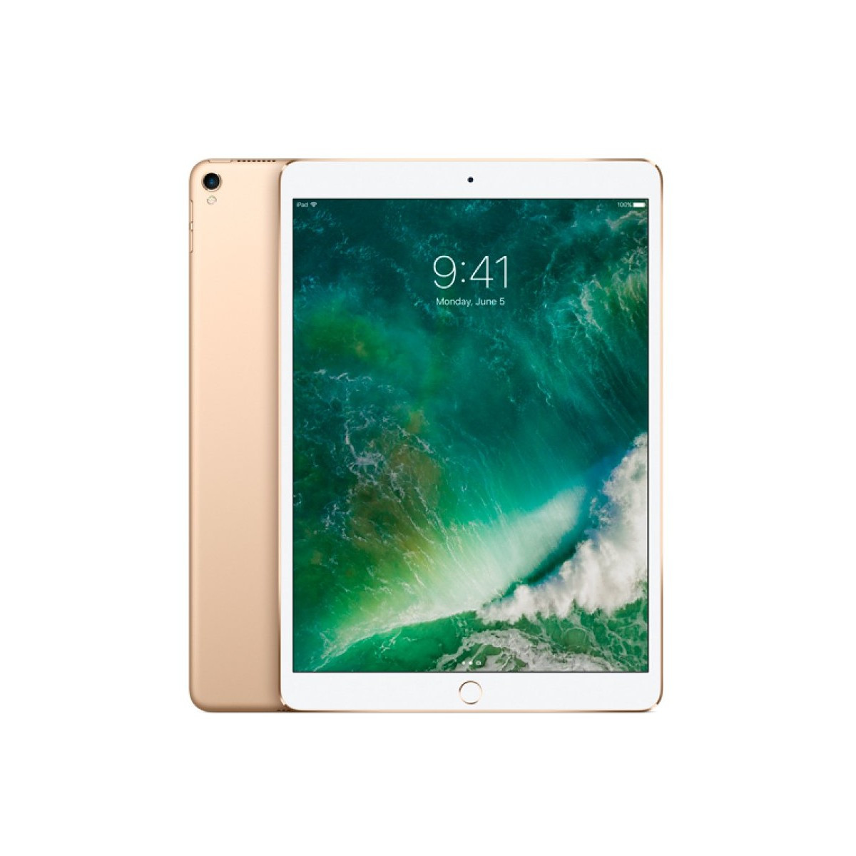 Apple iPad Pro 10.5 256Gb Wi-Fi Gold (MPF12RK) 2017