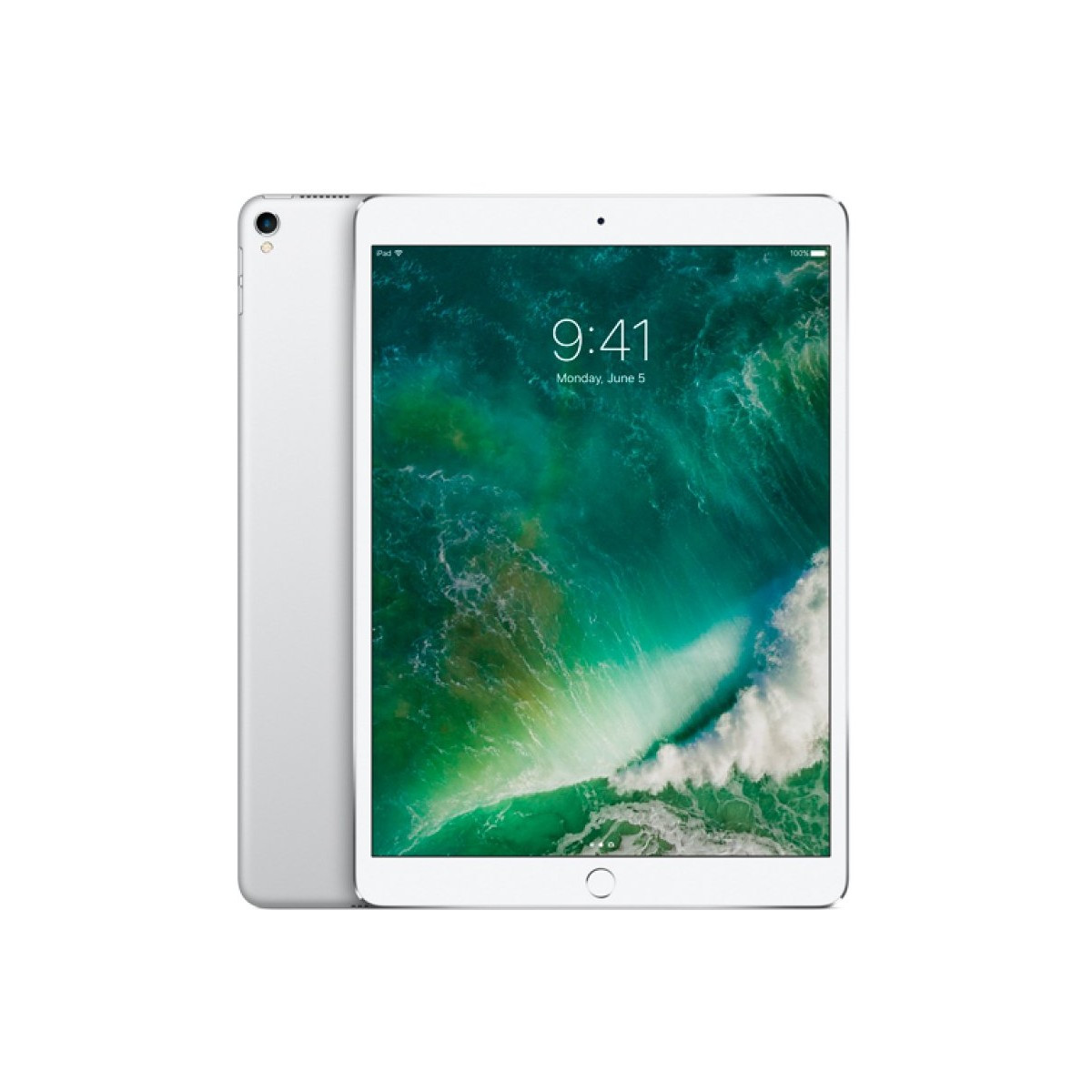 Apple iPad Pro 10.5 512Gb Wi-Fi+4G Silver (MPMF2RK) 2017