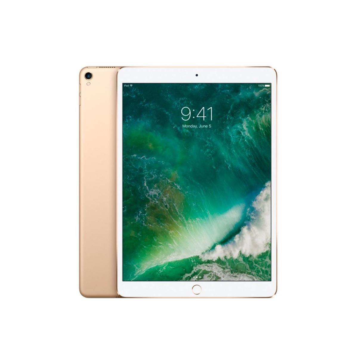 Apple iPad Pro 10.5 512Gb Wi-Fi+4G Gold (MPMG2RK) 2017
