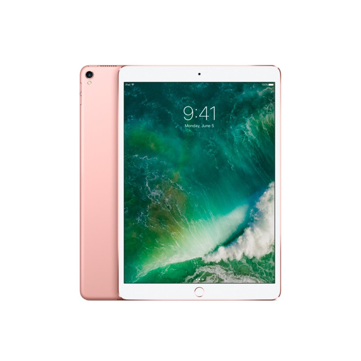 Apple iPad Pro 10.5 512Gb Wi-Fi+4G Rose Gold (MPMH2RK) 2017