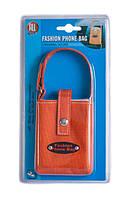 Универсальная сумочка для телефона/очков, оранжевый цвет