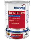 2-компонентная пигментированная водоэмульгируемая эпоксидная смола EPOXY BS 2000