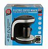 Кофеварка автомобильная, электрическая, 12V, 135W, 0,3ltr
