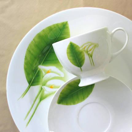 """Чайний сервіз """"Листя"""" Sakura (SK-0501), фото 2"""