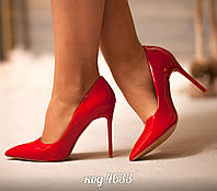 Красные лаковые туфли в Украине. Сравнить цены, купить ... 4d087c0e241
