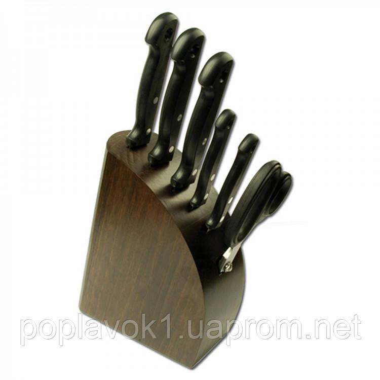Нaбор ножей Mam 5шт. темное дерево №430