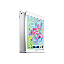 "Apple iPad 9.7"" Wi-Fi+4G 128Gb (2018) Silver"