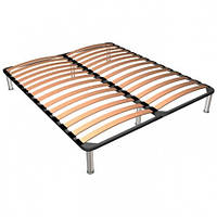 Каркас кровати металлический усиленный 200х200