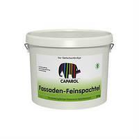 Минеральная финишная шпатлевка CAPAROL FASSADEN-FEINSPACHTEL NATURWEISS 25кг