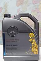 Авто Масло Mercedes-Benz 5w40 5л