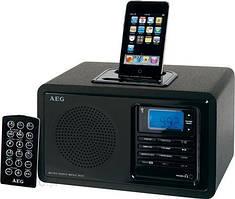 Радиоприемники, бумбоксы и магнитолы AEG MR 4115 i