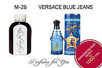 Мужские наливные духи Blue Jeans Версаче  125 мл, фото 1