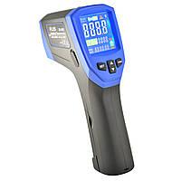 Пірометр-реєстратор 50:1 із термопарою K-типу (-50…+1680 °С), SD-card FLUS IR-869