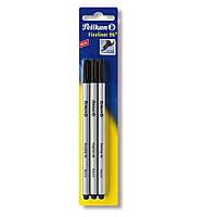 Ручки лайнеры Pelikan Fineliner 3шт черный