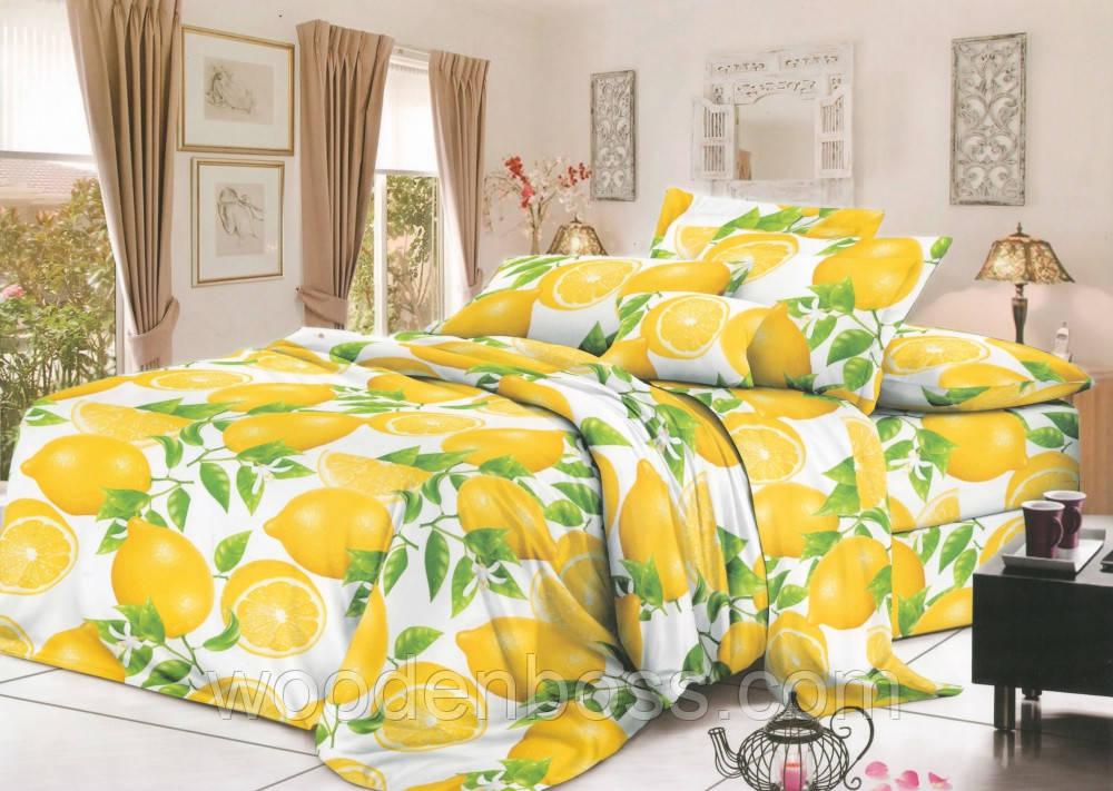 """Комплект постельного белья """"Лимонад"""", ранфорс"""