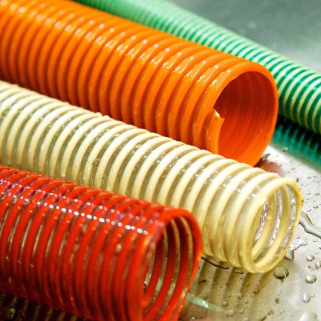 Рукава/шланги спиральные ПВХ (PVC)