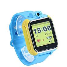 Детские часы TWOX JM13 Q730 3G GPS (Синий)