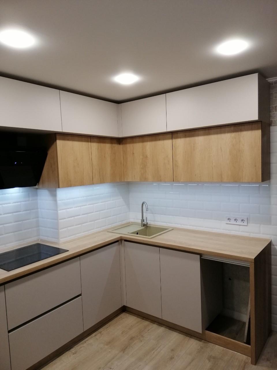 Кухня в стиле лофт Хит продаж. Новинка 2019