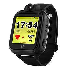 Детские часы TWOX JM13 Q730 3G GPS (Черный)