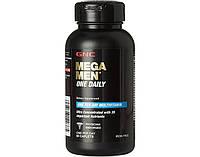 Витамины для мужчин GNC Mega Men One Daily 60caps