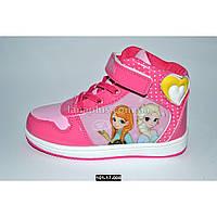 Высокие кроссовки, ботинки для девочки, 30 размер (19.3 см)
