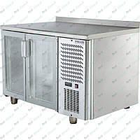 Стол холодильный барный Polair TD2-G
