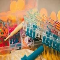 Резинки для плетения браслетов rainbow looms bands