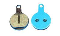 Тормозные колодки дисковые Sheng-An для Tektro Lyra Semi metallic (полу-металл)