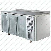 Стол холодильный барный Polair TD3-G