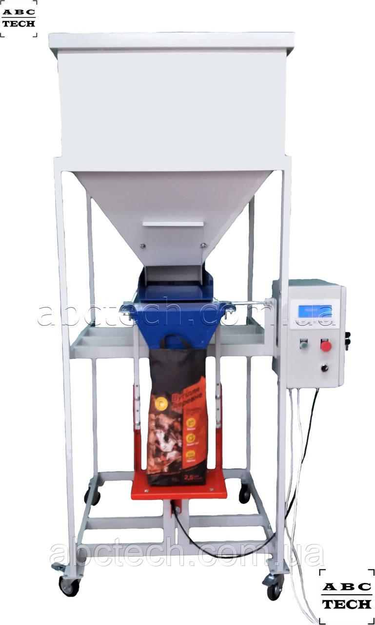 Напівавтомат фасувальний сипучих продуктів
