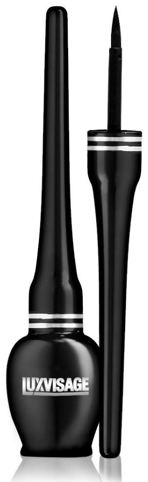 Подводка для глаз LUX visage черная