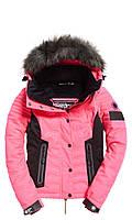 Куртка женская Superdry Lux Acid pink GS1012SR