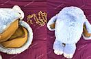 """💙🐰 Сумка-Рюкзак  🐰 Кролик """"Rex Fendi"""" из меха (зайка, зайчик) как игрушка, фото 9"""
