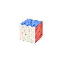 Кубик 6х6 QiYi WuHua V2 6x6 color (кубик рубика 6х6 без наклеек)