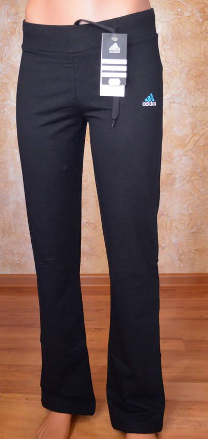 Женские спортивные штаны ADIDAS (Реплика) S, фото 2