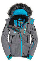 Куртка женская Superdry Ultimate Grey GS1018SR