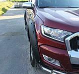 Расширители арок Ford Ranger, фото 3
