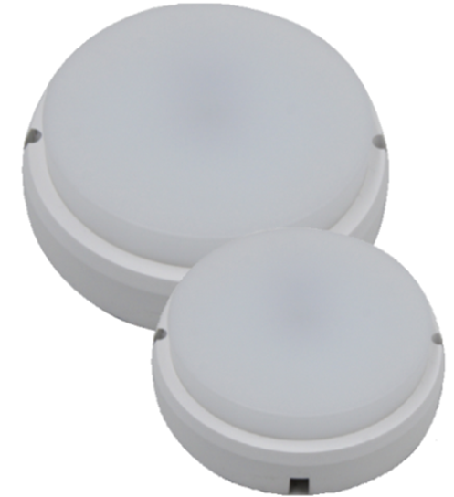 Светильник LED Round Ceiling 12W-220V-960L-4200K-IP65 (ЖКХ круг) TNSy (TNSy5000103)
