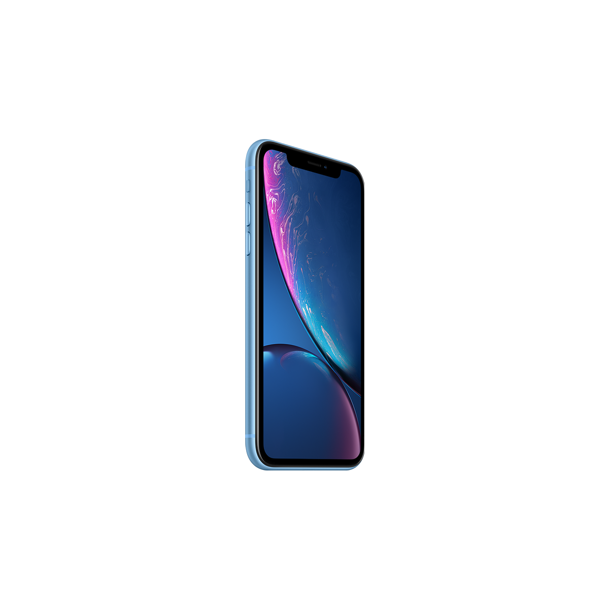 Apple iPhone XR Dual Sim 64 Гб (Синий) 12 месяцев гарантия