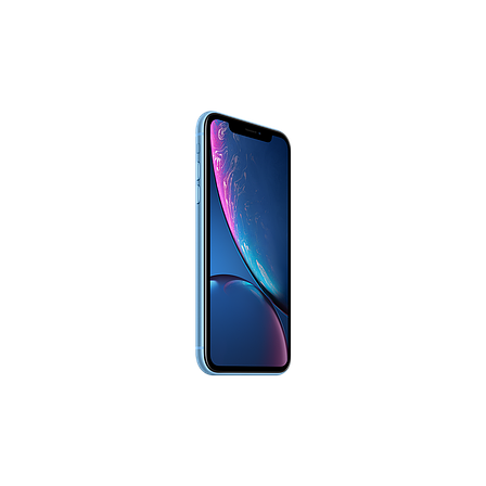 Apple iPhone XR Dual Sim 64 Гб (Синий) 12 месяцев гарантия, фото 2