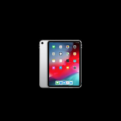 Apple iPad Pro 11 2018 Wi-Fi + LTE 512GB Silver, фото 2