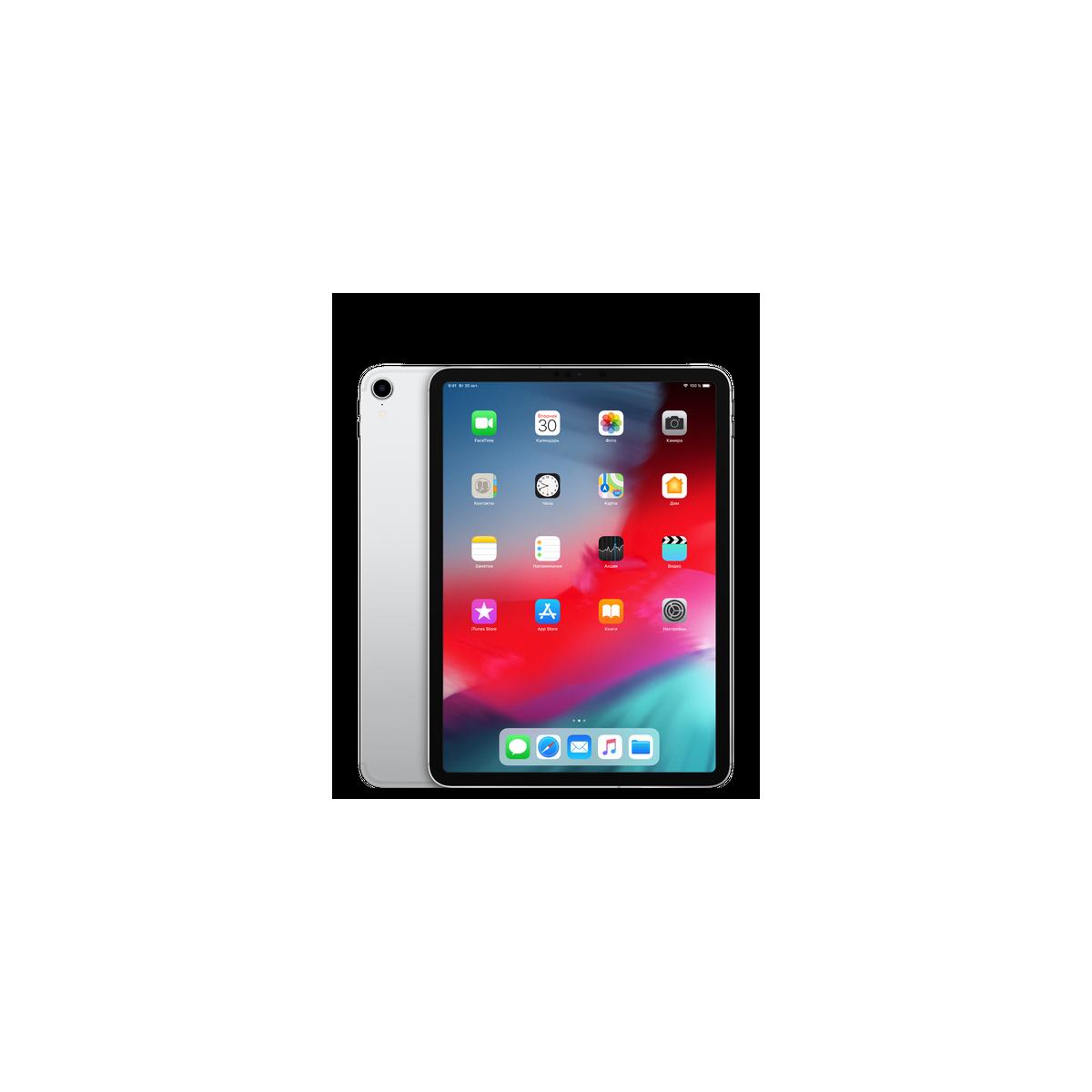 Apple iPad Pro 11 2018 Wi-Fi + LTE 1TB Silver