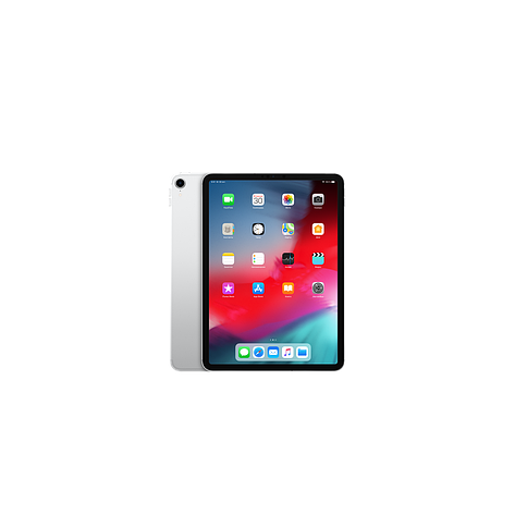 Apple iPad Pro 11 2018 Wi-Fi + LTE 1TB Silver, фото 2